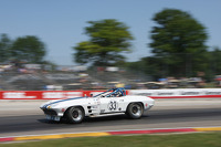 #33 1963 Corvette: Mike Donohue