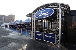 Ford team area