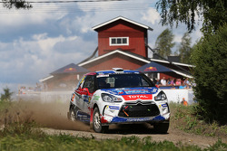 Martin Koci and Lukas Kostka, Citroen DS3