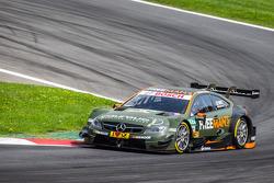 DTM: Robert Wickens, HWA DTM Mercedes AMG C-Coupé