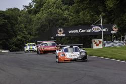 #2 Neil Garner Motorsport Mosler MT900 GT3: Javier Morcillo, Manuel Cintrano