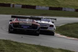 GT: #23 United Autosports Audi R8 LMS Ultra: Ian Dockerill, Matt Bell
