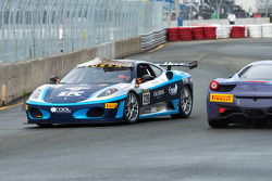 Trouble for #720 Ferrari: Mario Guerin