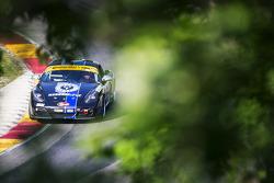 #50 BERG Racing Porsche Cayman: Cody Ellsworth, Corey Lewis, John Weisberg