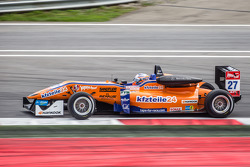 EUROF3: Felix Rosenqvist, kfzteile24 Mücke Motorsport Dallara F312 Mercedes
