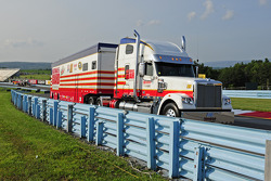 Hauler of Dale Earnhardt Jr., Hendrick Motorsports Chevrolet