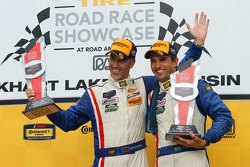 TUSC: Race winners Joao Barbosa and Christian Fittipaldi