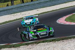 #16 YACO Racing Audi R8 LMS ultra: Philip Geipel, Rahel Frey