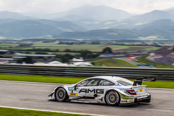 DTM: Paul Di Resta, HWA DTM Mercedes AMG C-Coupé