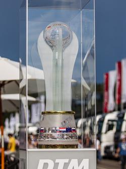 The DTM championship trophy