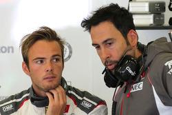F1: Giedo van der Garde, third driver, Sauber F1 Team