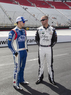Trevor Bayne and Brian Scott