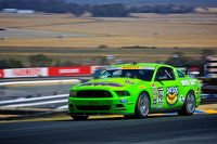 #96 Capaldi Racing Ford Mustang Boss 302S: Brad Adams