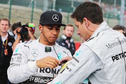 F1: Lewis Hamilton, Mercedes AMG F1 on the grid