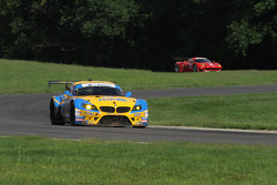 #94 Turner Motorsport BMW Z4: Dane Cameron Paul Dalla Lana, Markus Palttala
