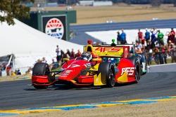 INDYCAR: Sebastian Saavedra, KVAFS Racing Chevrolet