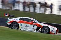 #5 Oman Racing Team Aston Martin Vantage GT3: Jeff Smith, Rory Butcher