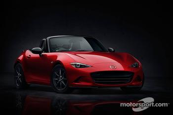 Mazda unveils 2016 MX-5 Miata