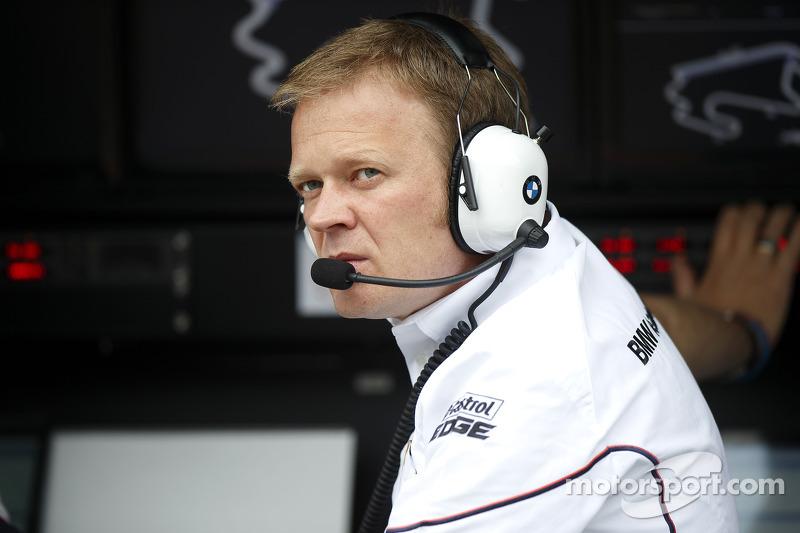 Stefan Reinhold, Teamchef RMG