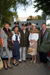 Goodwood Revival - Constumes a must
