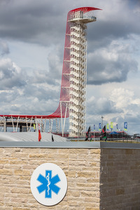 Tower at the Circuit of the Americas