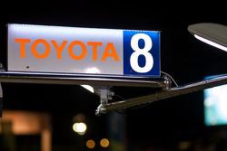 #8 Toyota stall