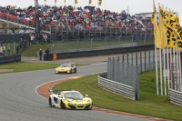 #14 MRS-GT-Racing McLaren MP4-12C GT3: Florian Spengler, Marco Asmer