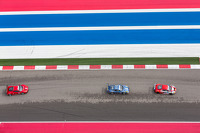 GT cars at Circuit of the Americas