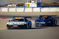 #99 JCR Motorsports Audi R8 LMS: Jeff Courtney
