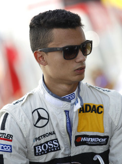 Pascal Wehrlein, Mercedes AMG DTM-Team HWA DTM Mercedes AMG C-Coupe