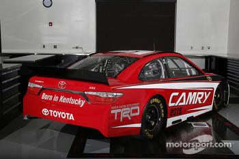2015 NASCAR Toyota Camry unveil