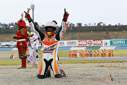 2014 champion Marc Marquez, Repsol Honda Team