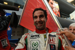 Winner race 2 Mehdi Bennani, Honda Civic WTCC, Proteam Racing