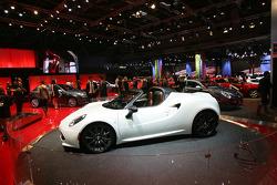 Exhibit of Alfa Romeo