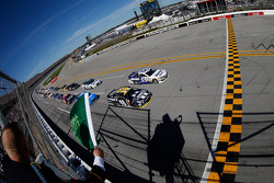 Start: Brian Vickers leads