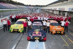 Constructors champion Audi