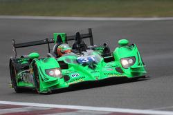 #31 Extreme Speed Motorsports HPD ARX 03b - Honda: Ed Brown, Johannes van Overbeek, David Brabham