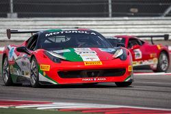 #784 Ferrari of Ft. Lauderdale Ferrari 458: Roberto Cava