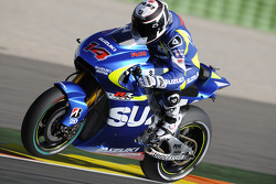 Randy de Puniet, Suzuki