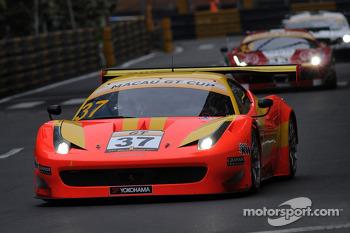 GT Asia: Macau