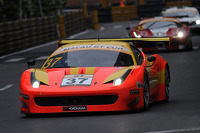 #37 BBT Team by AF Corse Ferrari 458 GT3: Anthony Liu