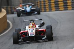 Alex Palou, Fortec Motorsports Dallara F312 Mercedes-HWA