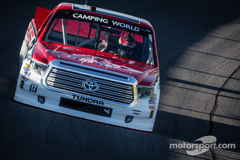 Timothy Peters A Homestead Nascar Truck Foto