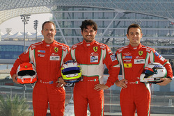 Steve Wyatt, Michele Rugolo, Davide Rigon