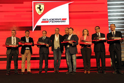 Ferrari end of year awards