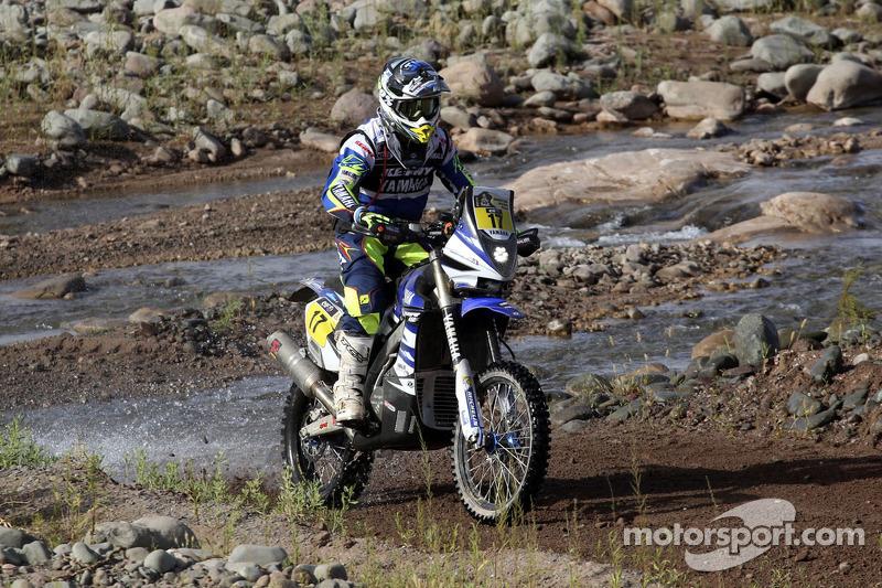 #17 Yamaha: Michael Metge