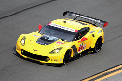 #3 Corvette Racing Chevrolet Corvette C7.R: Jan Magnussen, Antonio Garcia, Ryan Briscoe
