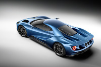 Ford GT unveil