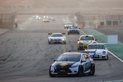 #92 MARC Cars Australia MARC Focus V8: James Kaye, Amro Al-Hamad, Tony Karanfilovski