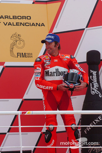 Podium: Troy Bayliss